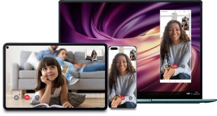 Manfaatkan momen WFH, Huawei rilis MeeTime dengan kualitas video Full HD