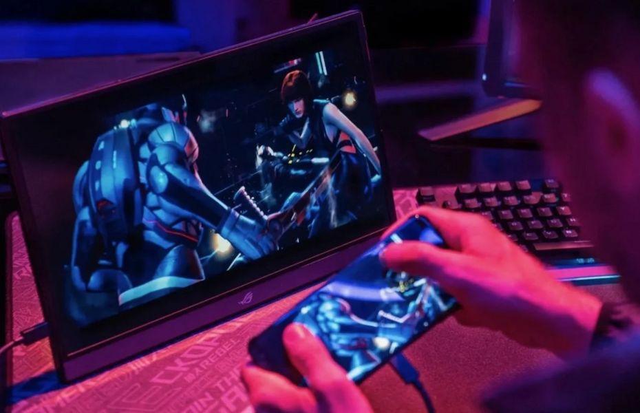 Asus memperkenalkan ROG Strix XG16, monitor gaming portabel 15,6 inci yang bisa dibawa-bawa