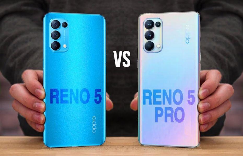 OPPO Reno 5 5G dan Reno 5 Pro 5G resmi diumumkan