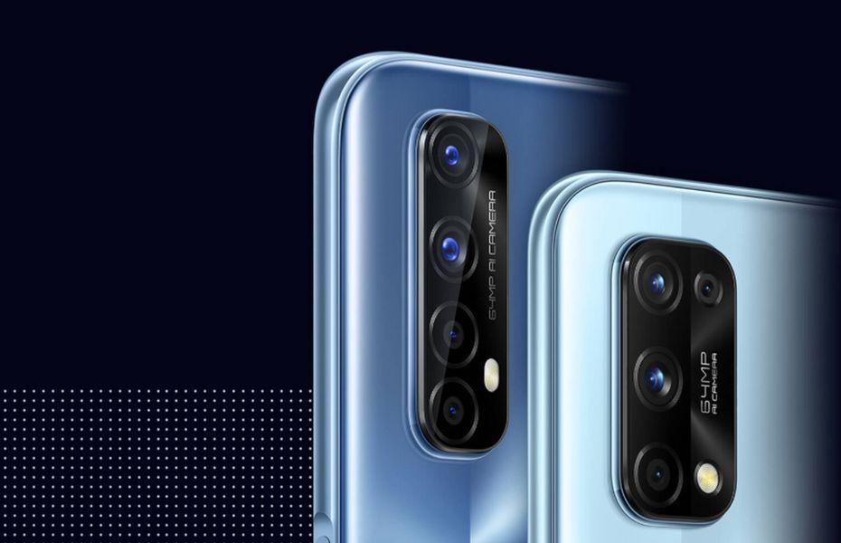 Realme 7 dan Realme 7 Pro resmi meluncur dengan layar 120Hz, Harganya?