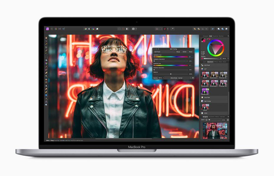 Apple perbarui MacBook Pro 13 inci 2020 dengan Magic Keyboard baru