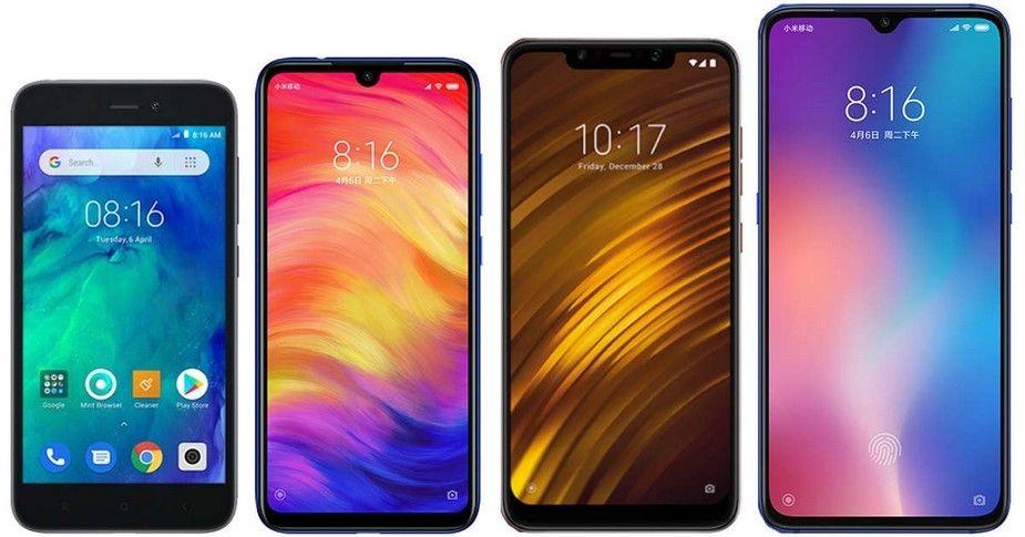 Update Spesifikasi dan Harga HP Xiaomi Terbaru 2020, Kamu Pilih Perangkat Kelas Apa?