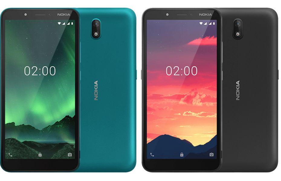 Nokia C2 resmi meluncur dengan Android Go dan dukungan 4G