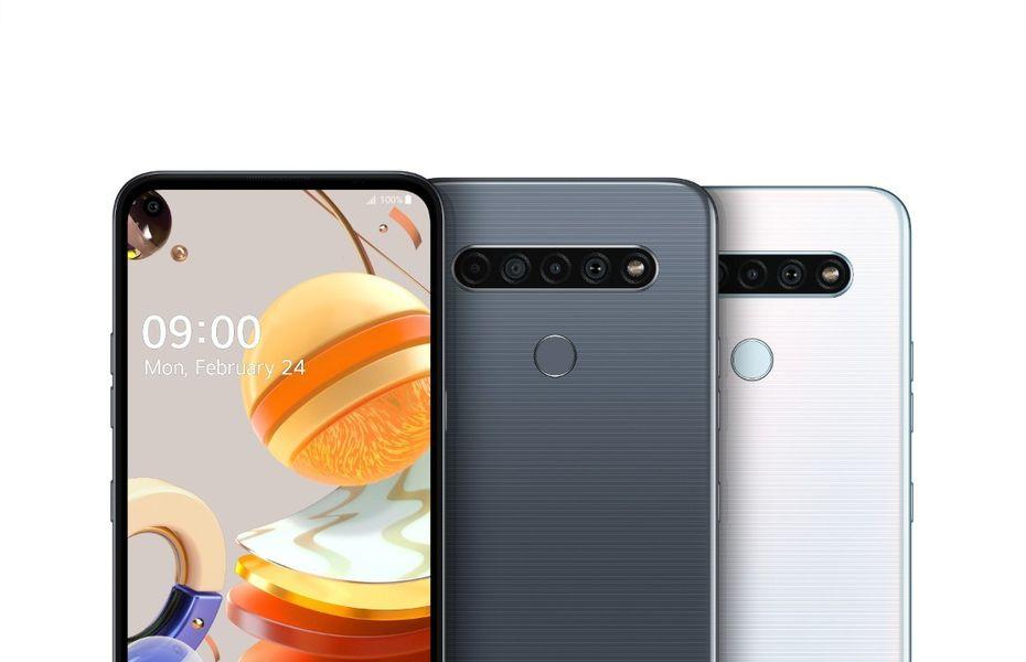 LG K61, K51S, dan K41S tawarkan empat kamera dengan harga terjangkau