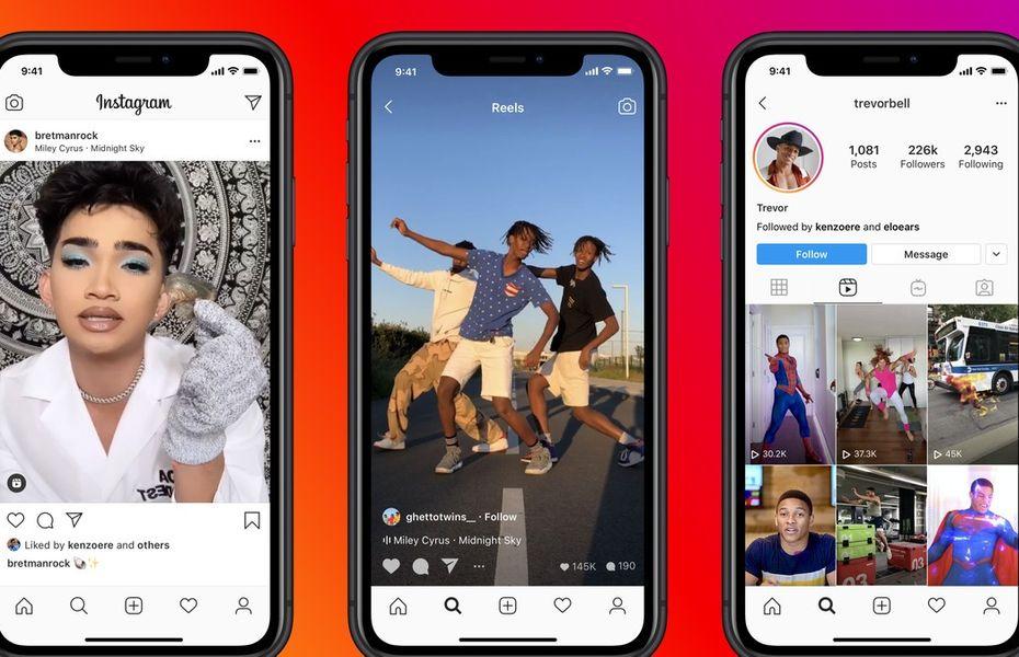 TikTok kini punya pesaing baru dari Instagram yaitu Reels