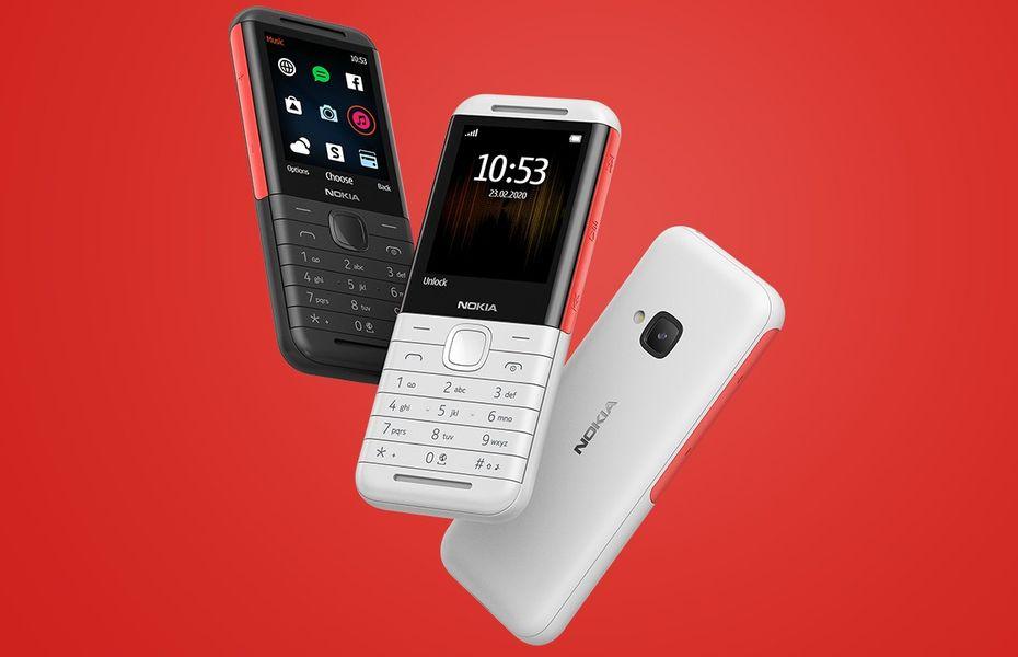 HMD Global kembali bangkitkan Nokia 5310 XpressMusic ke pasar
