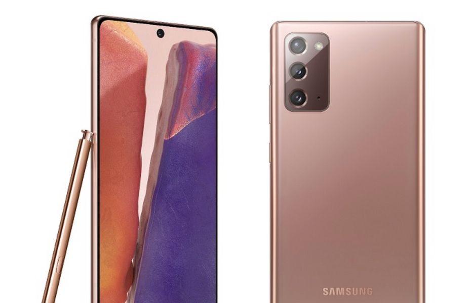 Samsung Galaxy Note 20 dilaporkan ditenagai oleh Exynos 990 Plus