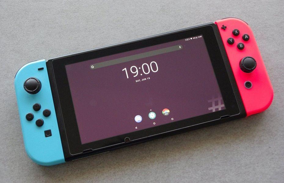 Kini, Nintendo Switch bisa menjalankan sistem operasi Android