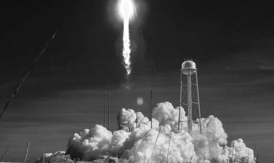 Tanpa Awak, Wahana Antariksa Cygnus Meluncur Ke ISS Angkut Persediaan Buat Kru