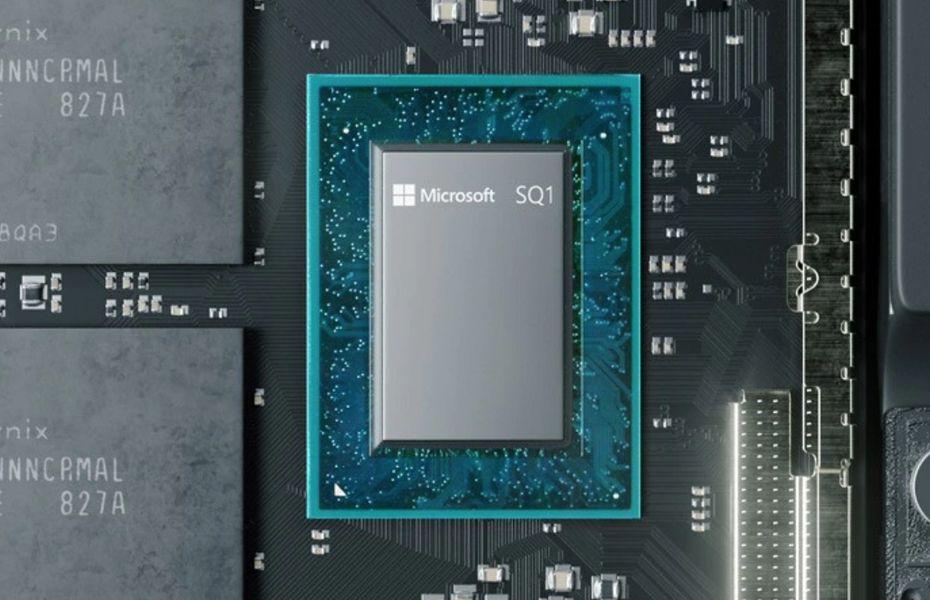 Mengenal Surface SQ1, prosesor Qualcomm kustom milik Surface Pro X