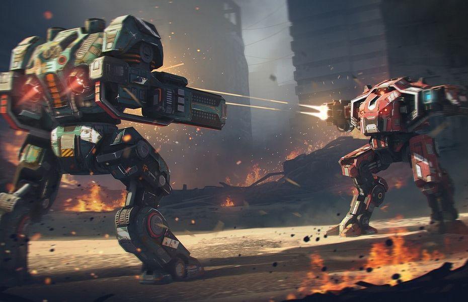 4 Game Robot Perang Android Terbaik, Online dan Offline Nih