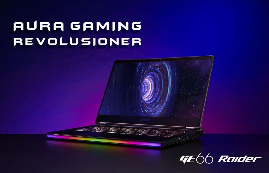 MSI perbarui jajaran tiga seri laptop gamingnya dengan Intel Core i9 Generasi ke-10