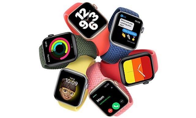 Salip Samsung dan Huawei, Apple pimpin pasar smartwatch global pada Q3 2020
