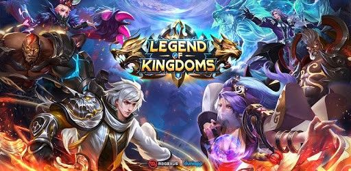 Game MOBA Legends of Kingdoms segera meluncur pada 2020