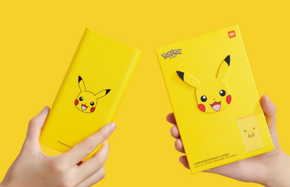 Xiaomi Luncurkan Power Bank 3 Edisi Pikachu, Begini Penampakannya yang Imut