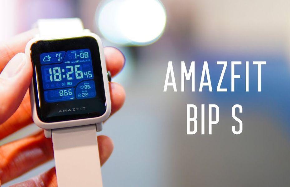 Hanya 900 ribuan, Amazfit Bip S punya masa pakai baterai hingga 40 hari