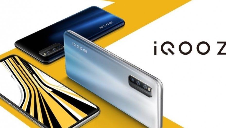 iQOO Z1 resmi diumumkan jadi ponsel pertama dengan chipset Dimensity 1000+