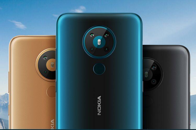 Pre-order sudah dibuka per hari ini, Nokia 5.3 diluncurkan di harga Rp2.999.000