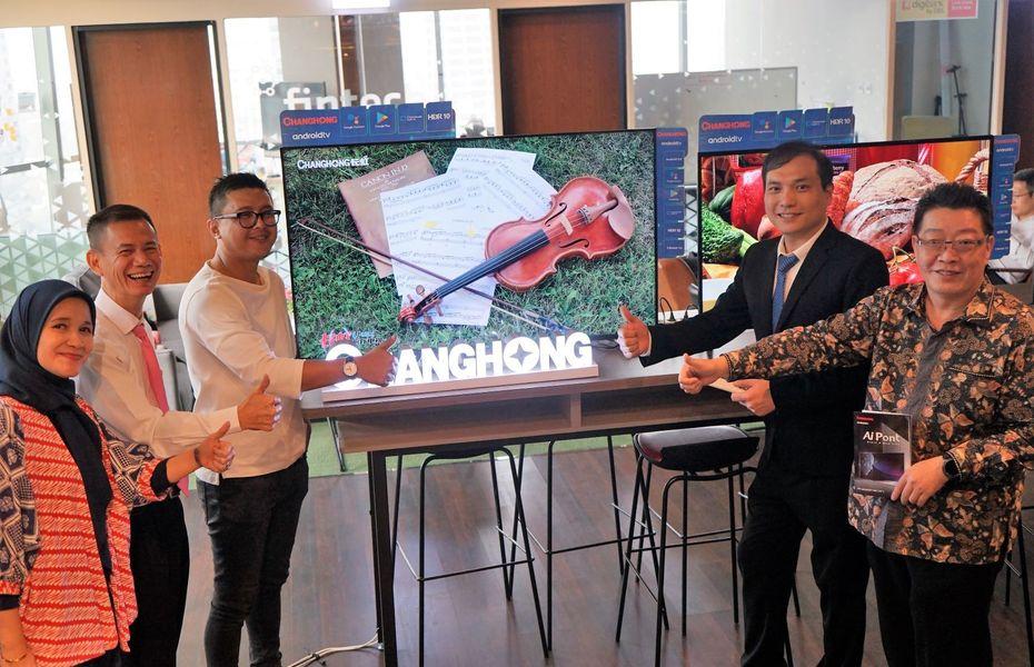 Harga terjangkau, Changhong Smart TV H4 bergaransi 5 tahun