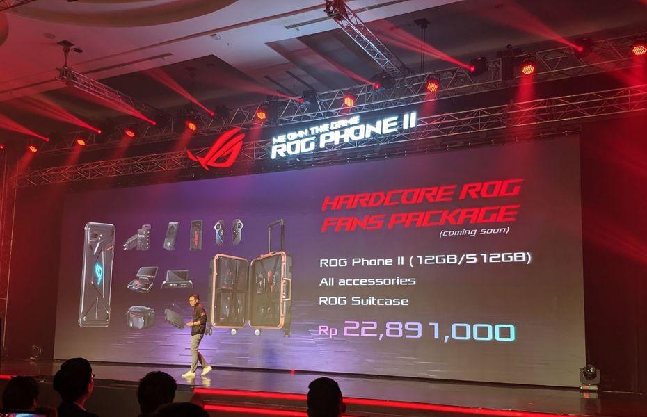 4 Aksesoris ROG Phone 2 yang wajib digunakan oleh para hardcore gamer
