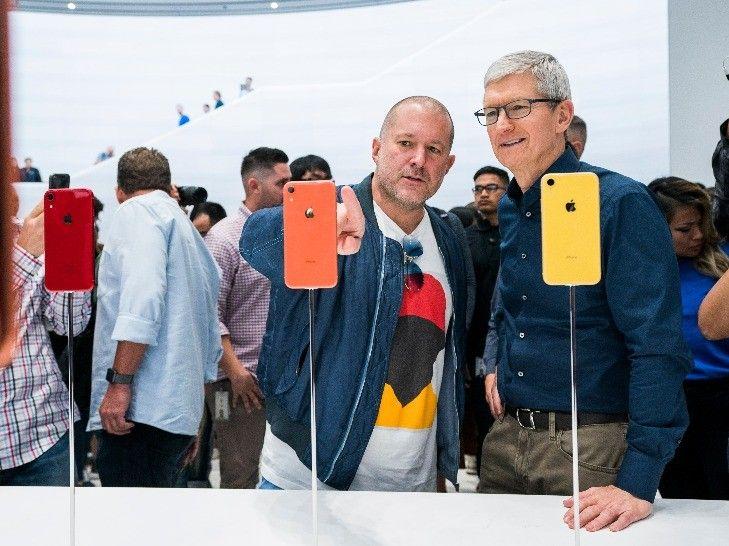 Setelah 27 tahun berkarir, Jony Ive kini tinggalkan Apple