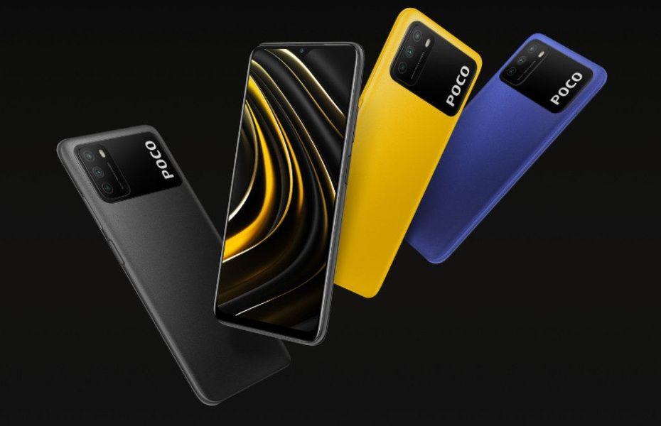 POCO M3 resmi diluncurkan dengan usung desain baru dan chipset Snapdragon 662