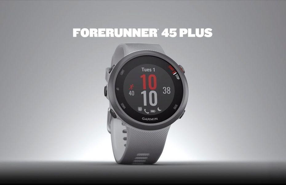 Hanya Rp2,2 jutaan, Garmin Forerunner 45 Plus punya fitur Race Predictor dan Recovery Time Advisor