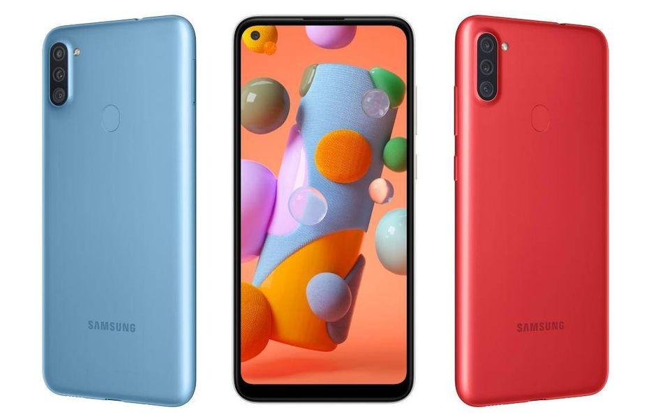 Lagi-lagi, Samsung secara gerilya meluncurkan Galaxy A11 dengan desain layar kekinian