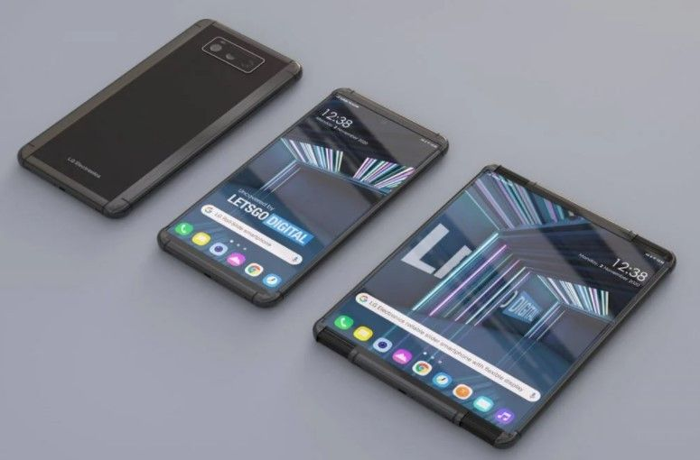 LG akan meluncurkan LG Rollable, LG Rainbow, dan LG Q83 pada paruh pertama tahun 2021