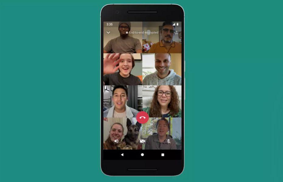 Baru hadir di iPhone, kini 8 orang bisa video call secara bersamaan