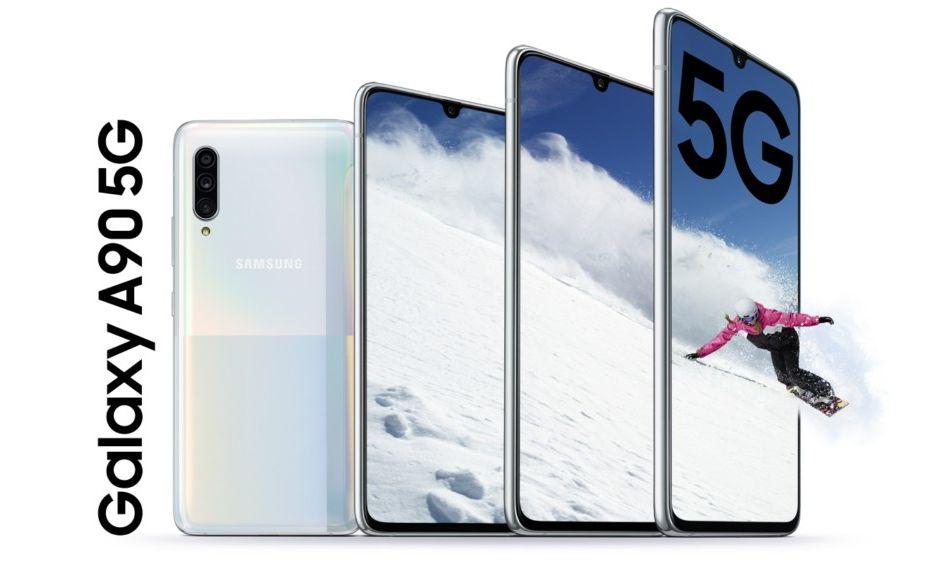 Setelah S dan Note series, kini Samsung resmi hadirkan Galaxy A90 5G