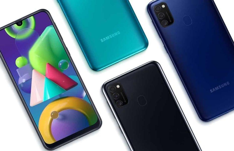 Galaxy M21 resmi meluncur di India, ini spesifikasi dan harganya