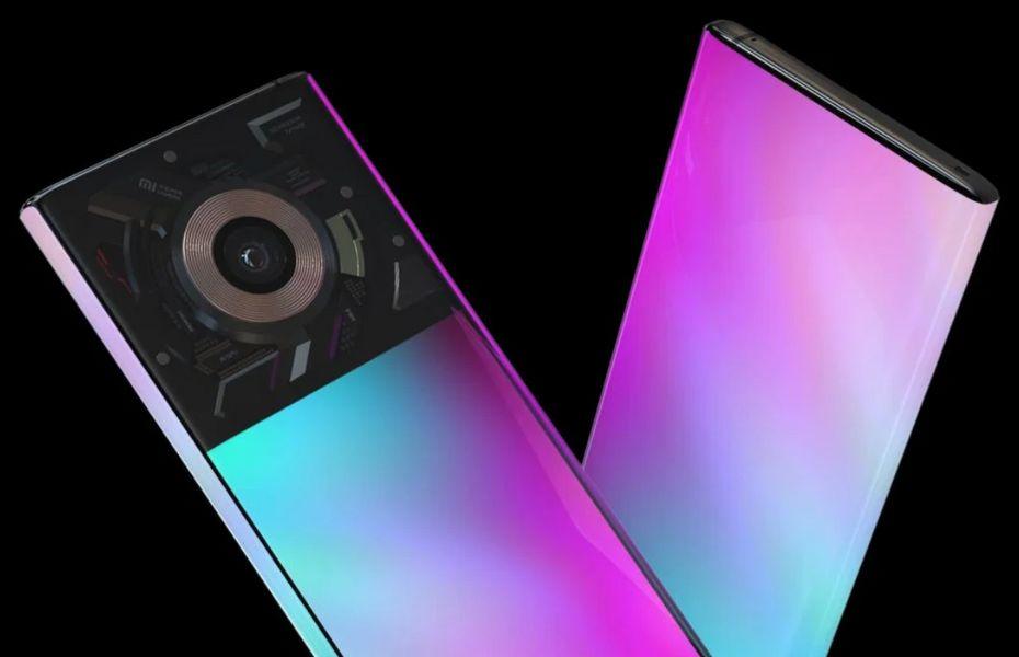 Mi Mix Alpha 2 muncul dengan dua layar dan kamera unik berlensa zoom panjang