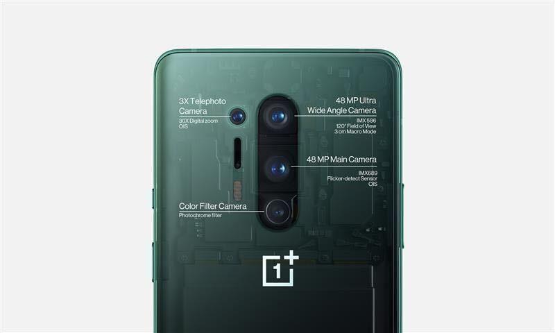 Kamera OnePlus 8 Pro punya fitur kamera tersembunyi yang canggih