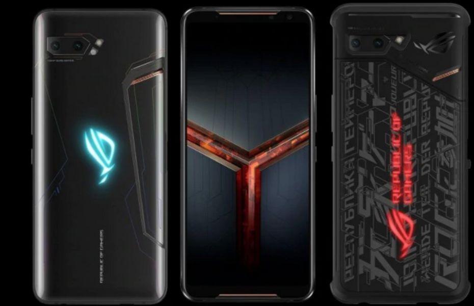 Bukan di Indonesia, ROG Phone 2 justru resmi diluncurkan di India