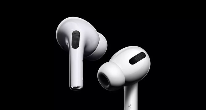 Intoducing AirPods Pro