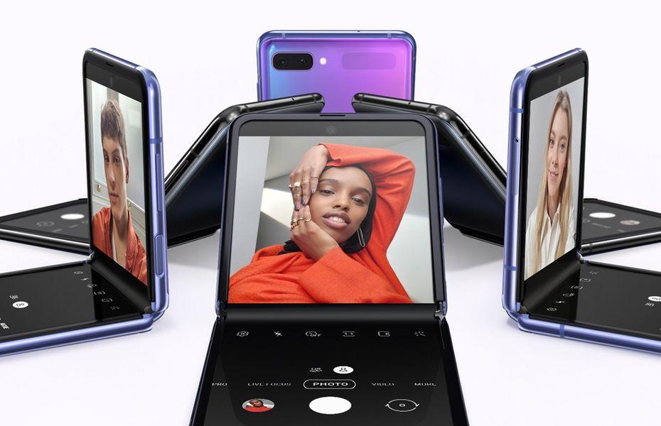 Galaxy Z Flip kantongi skor 105 poin dalam uji DxOMark