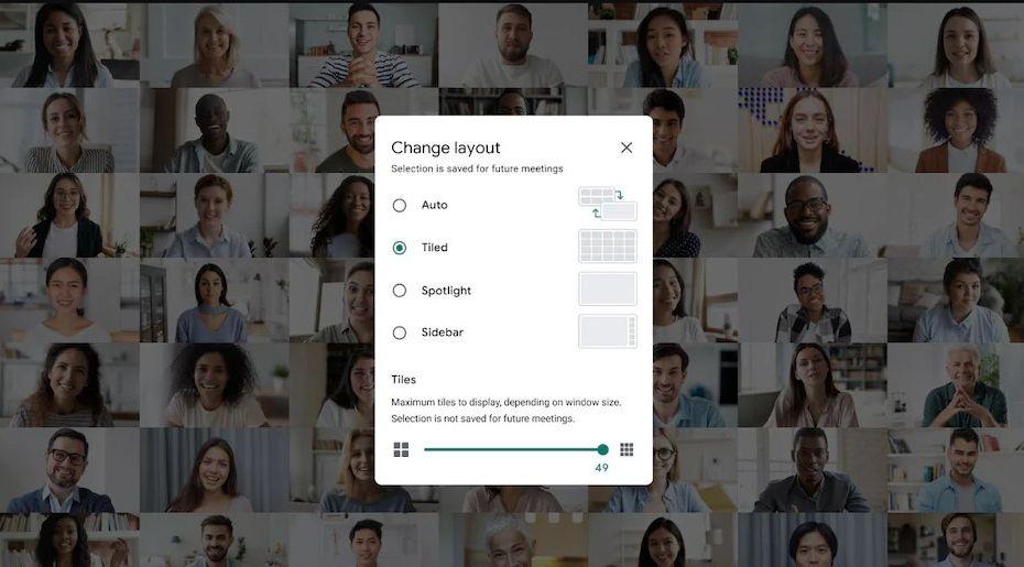 Kini Google Meet Bisa Buramkan Background Ketika Panggilan Video, Begini Caranya