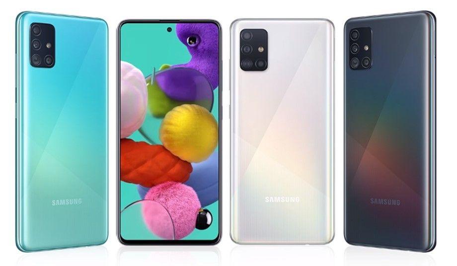 Samsung Galaxy A51 termasuk tiga ponsel A-Series lainnya laris manis di pasar global