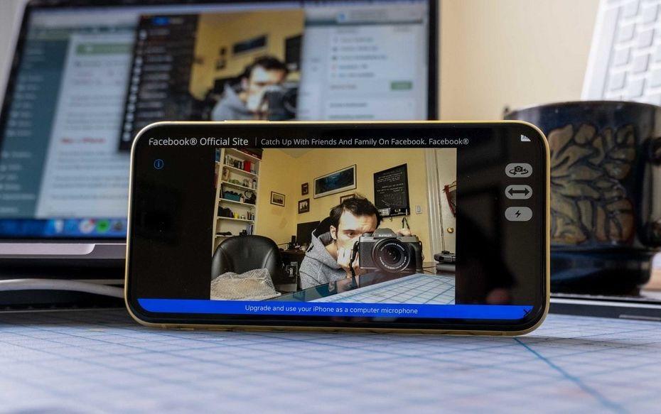 Cara Mengubah Kamera HP  Jadi Webcam Untuk PC Windows