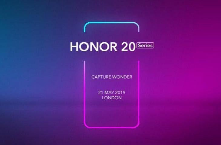Honor 20 dan Honor 20 Pro dengan empat kamera segera hadir