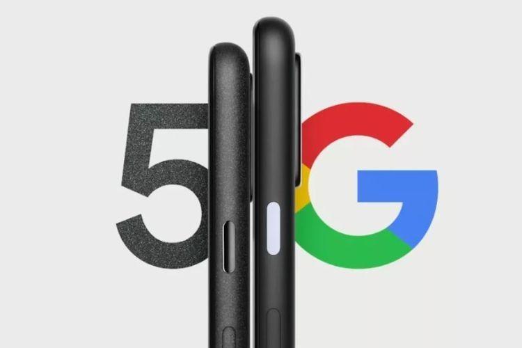 Google juga pamerkan Pixel 5 dengan dukungan 5G