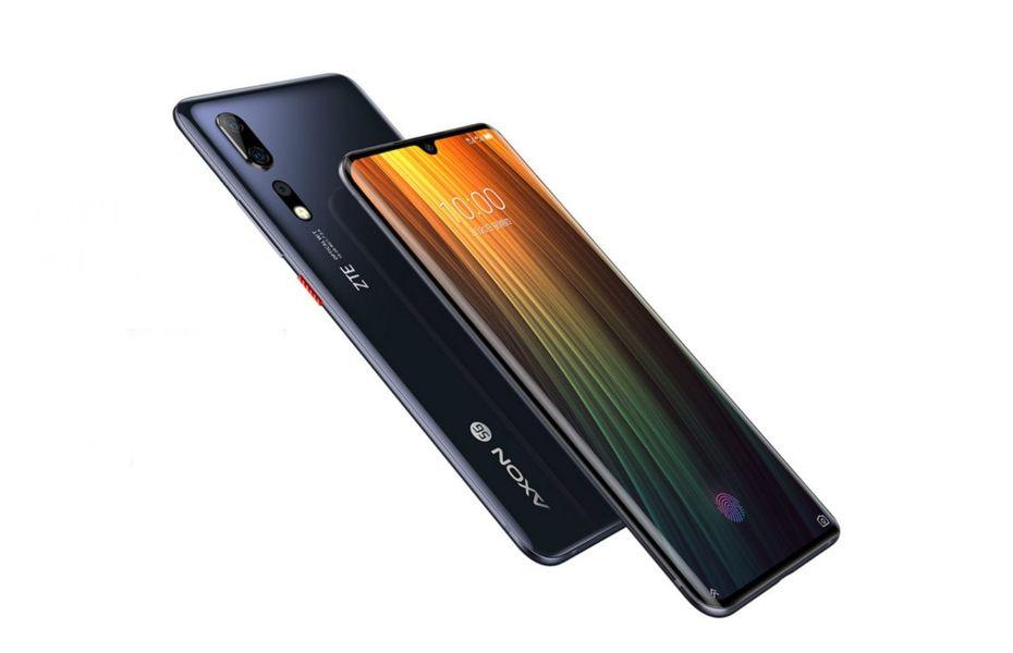 ZTE Axon 10s Pro resmi jadi ponsel dengan Snapdragon 865 pertama