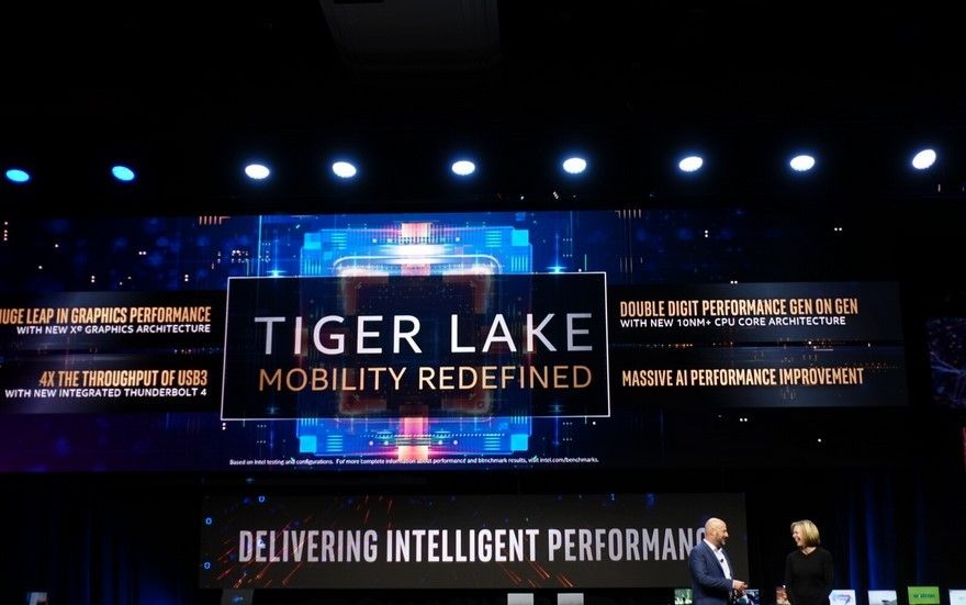 Diklaim Mampu Saingi AMD, Begini Performa Generasi ke-11 Intel Tiger Lake