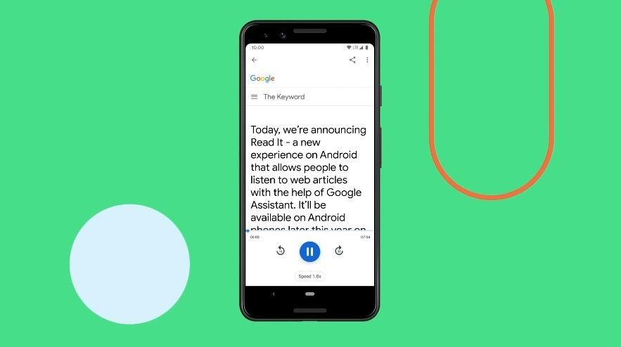 Google Assistant Kini Bisa Membacakan Artikel Lho, Aktifkan Fitur Lalu Dengarkan Dalam 42  Pilihan Bahasa