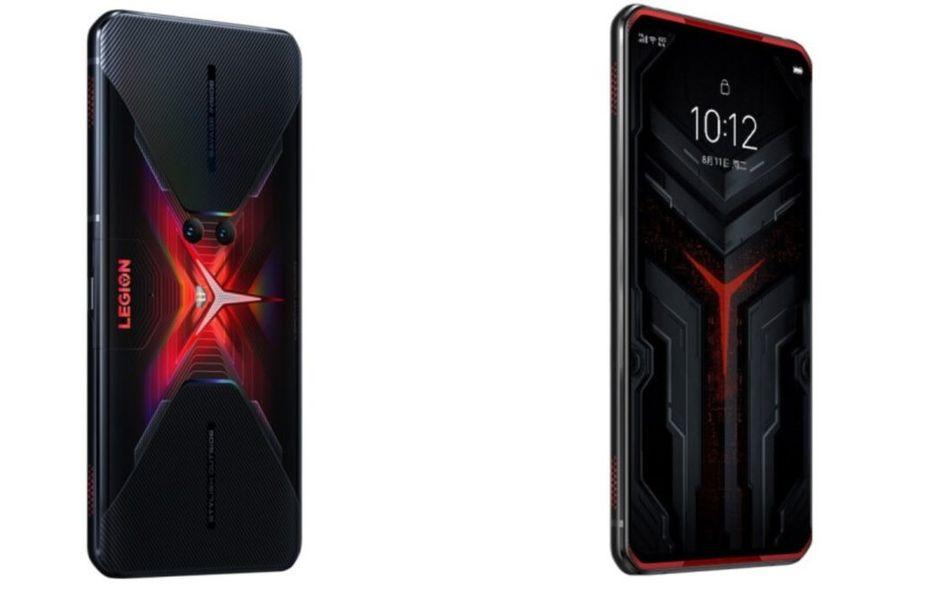 Bakal meluncur 22 Juli, ini penampakkan Lenovo Legion Gaming Phone