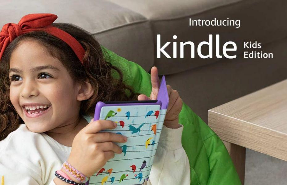 Dihargai Rp1,5 juta, Amazon hadirkan Kindle Kids Edition khusus anak-anak