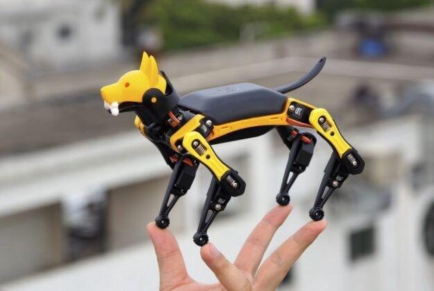 Indiegogo perkenalkan Bittle, versi mungil dari robot anjing Boston Dynamics