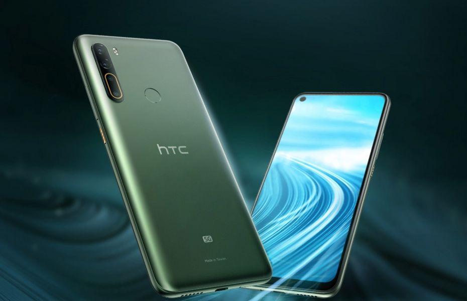 HTC bangkit lagi dengan dua smartphone terbarunya, HTC U20 5G dan HTC Desire 20 Pro