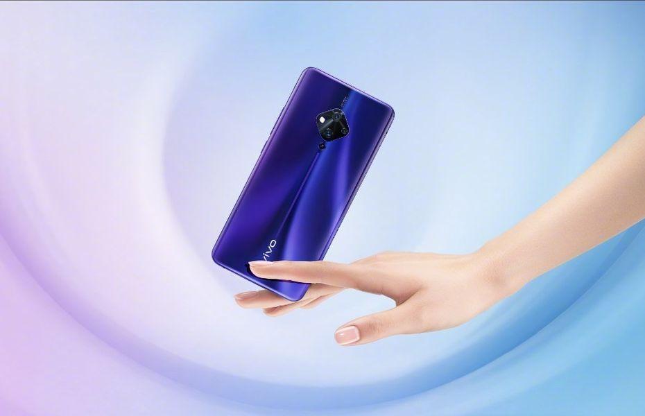 Vivo S5 resmi diluncurkan dengan desain Diamond-Shape